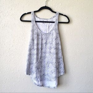 Printed Old Navy Relaxed Tank